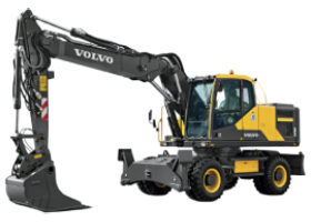Экскаватор VOLVO 170